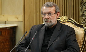 Larijani congratulates Nasrallah on victory anniv. of 33-day war