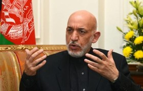 Iran's talks with Taliban to be in Afghanistan's favor: Hamid Karzai