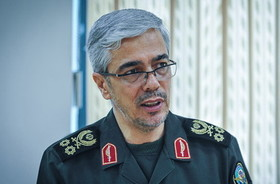Iranian Chief of Staff arrives in Baku