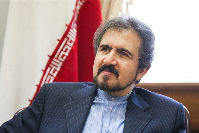 Iran slams West for meddling in execution of terrorists
