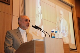Head of Iran atomic organization calls the West to deliver promises