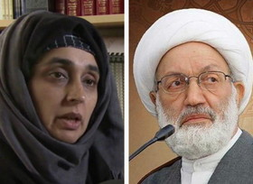 Iran gives third Islamic human rights prize to Sheikh Issa Qassem