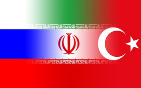 Iran, Turkey, Russia sign oil investment deal