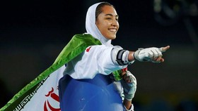 France 24 website praises Iranian women progressin sport