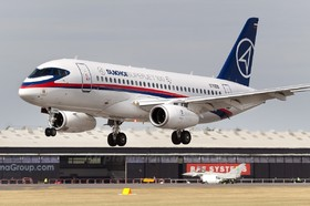 Iran buys 12 Sukhoi Superjet 100 from Russia