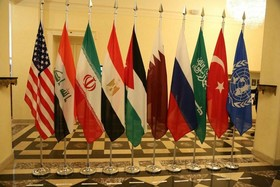 Iran official in Lausanne stresses ceasefire in Syria