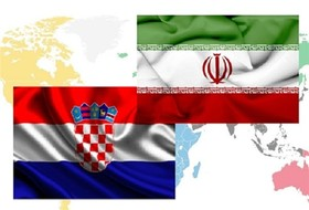 Iran, Croatia to develop bilateral ties