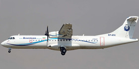 Iran finalizes contract with Franco-Italian aircraft manufacturer ATR