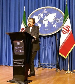 Iran doesn't need to test US government acts: FM spokesman