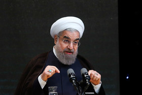 Rohani : On ne peut plus construire un mur entre les nations