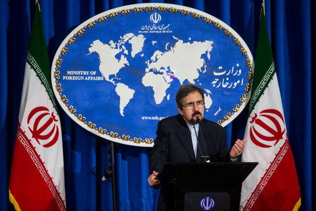 Iran to stay in Syria as long as Syrian government wants