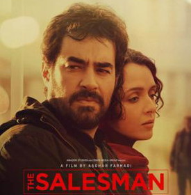The Salesman wins best foreign language Oscar
