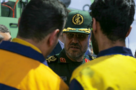 Iran opens line of small caliber ammunition