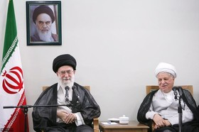 Supreme Leader offers condolences over Rafsanjani's passing away