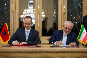 Iran, Albania FMs talk over expanding bilateral ties