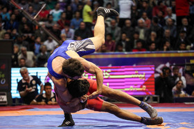 Takhti Wrestling Cup holds in Mashhad