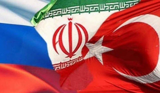 US not to ignore Russia-Turkey-Iran efforts on Syria