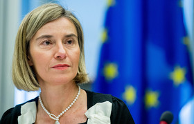 EU trusts U.S. will comply with nuclear agreement with Iran