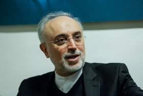 Iran to buy 950 tons yellow cake: Salehi