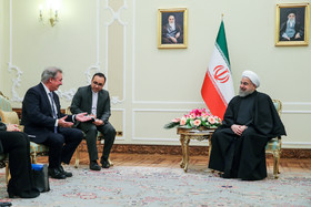 Iran welcomes deepening ties with EU members in all fields: Rouhani