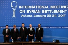 Russia, Iran, Turkey representatives to hold bilateral meetings in Astana