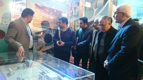 Nuclear exhibition opens at Tehran University