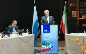 Iran is a reliable partner for Europe: Zarif