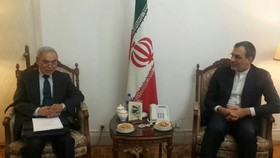 Iranian deputy FM, Chinese envoy on Syria meet in Tehran