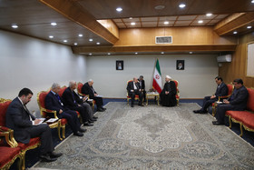 Iran always considers Palestine issue overall Islamic World issues: Rouhani