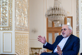 Zarif insists on world against violence, extremism