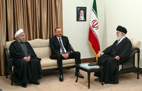 Zionist regime is trying to scuttle Tehran-Baku relations