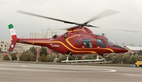 Iran unveils new multi-purpose helicopter Saba 248