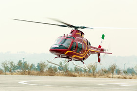 Iran to make civilian helicopters