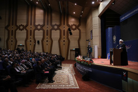 There is no weapon more powerful than people's faith and unity: Rouhani