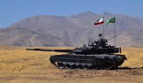 Iran unveils new advanced tank Karrar