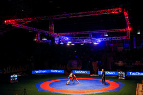 Iran to host 2018 Greco-Roman Wrestling World Cups