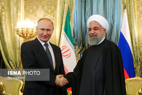 Putin congratulates Rouhani on re-elction