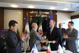 Iran Aseman Airlines inks MOU for sixty B737 MAX