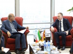 Iran, Latvia to increase scientific and technological cooperation