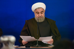Rouhani congratulates 25th anniversary of Iran-Kyrgyzstan diplomatic relations