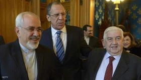 Iranian, Syrian, Russian FMs to hold trilateral meeting in Moscow