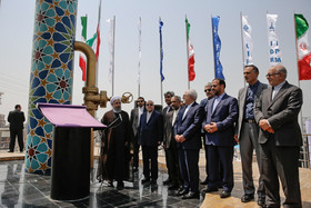 Rouhani inaugurates phases 17 to 21 of South Pars gas field