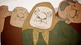 Two Iranian animated features screened at Annecy