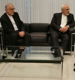 Zarif arrives in Athens