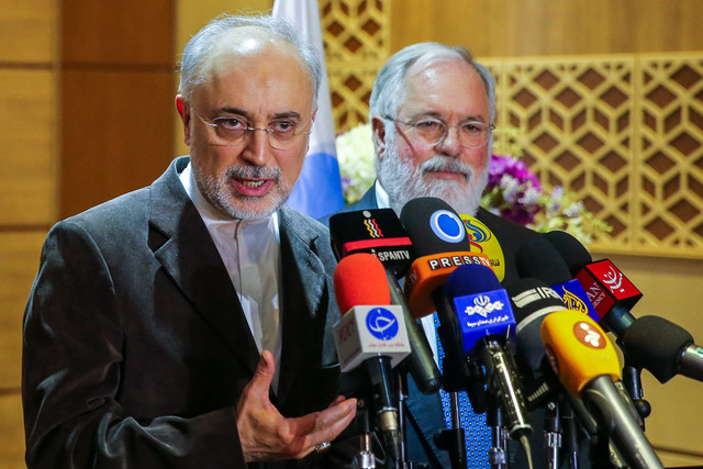 Salehi warns of unpleasant consequences if JCPOA breaks down