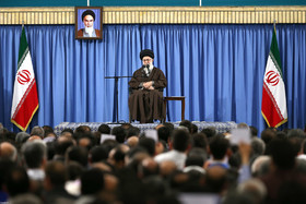 The darkness of war on Iran was lifted by people, not government: Ayatollah Khamenei