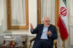 Threats, sanctions not way to solve problems between countries: Zarif