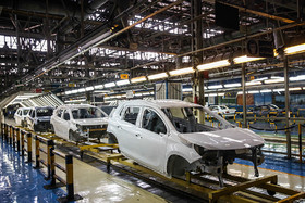 Hausse de 20% de la production d'automobile en Iran