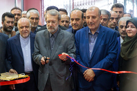 Inauguration du 22e Salon international du Pétrole d'Iran