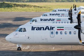 IranAir to take delivery of first four ATR turboprop aircraft